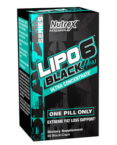 Lipo-6 Black Hers Ultra Concentrate Эпицентр покупок